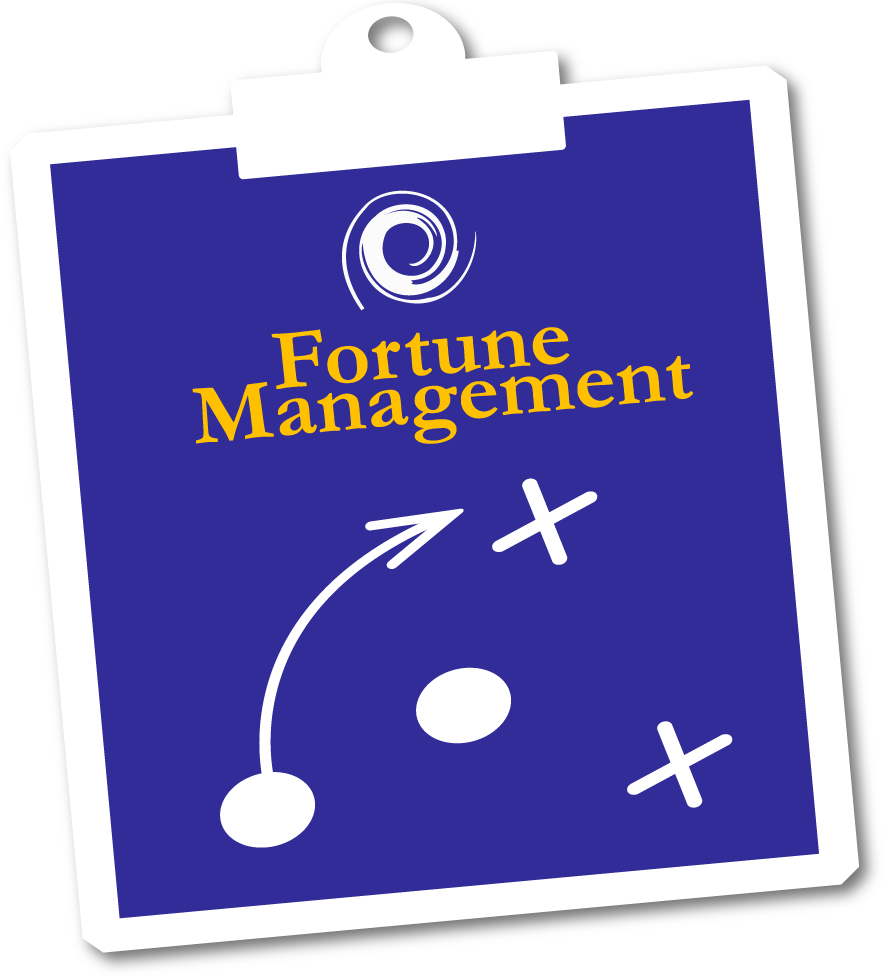 Fortune Management Clipboard